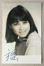 1960's 方盈 Hong Kong Chinese actress Fang Ying photo Shaw Studio Type D