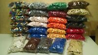 Clean and Fun Lot of 300 Pieces of Lego Bricks Plates Pieces Parts CHOOSE COLOR