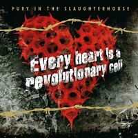 CD*FURY IN THE SLAUGHTERHOUSE**EVERY HEART IS A REVOLUTIONARY CELL**NEU & OVP!!!