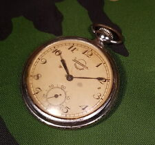 CHISTOPOLSKIE ChCHZ ChK-6 4-48 15 JEWELS POCKET WATCH USSR SOVIET ERA