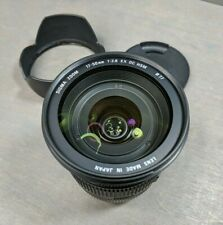 Sigma 17-50mm f/2.8 EX DC OS HSM Lens For Sony A-Mount