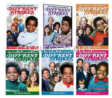 Diff'rent Different Strokes TV Series Complete Season 1-6 1 2 3 4 5 6 NEW US DVD