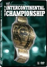 WRESTLING WWE WWF - DVD - The Best of Intercontinental Championship - OLD SCHOOL