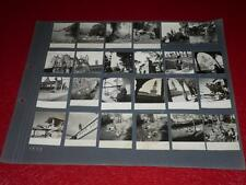 24 PHOTOGRAPHIES ORIGINALES / ITALIE 1939 Zebio, Vigevano &c. L4
