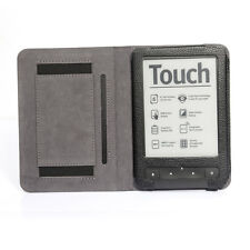 High quality Book Case Cover For pocketbook Touch Lux 3 Reader with hand hold