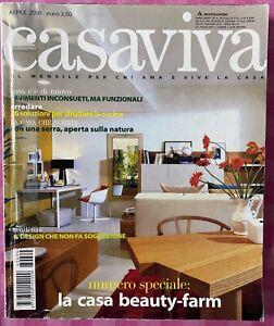 CASAVIVA APRILE 2006 (ARREDAMENTO & DESIGN)