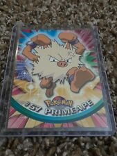 Primeape #57 Topps Pokemon Card NM