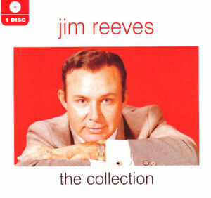 """Jim Reeves """"The Collection"""" NEW CD 18 Tracks Posted From The UK"""