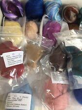 Needle Felting Supplies 300g, Core Wool, Combed Tops, Wool Batt, Felting Needles