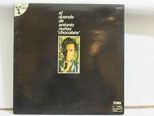 "El Duende De Antonio Nuñez ""Chocolate"" - 1975 - Gatefold - Zafiro - VG+/VG+"