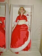 """Tyler/Tonner's The Haynes Sisters from """"White Christmas"""" - New in Box"""