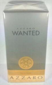 Azzaro Wanted 150ml Eau De Toilette EDT & OriginalVerpackt