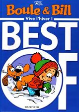 BD occasion Boule et Bill Best of, Vive l'hiver!