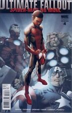ULTIMATE FALLOUT#4 VF/NM 2nd PRINT 1st MILES MORALES MARVEL SCARCE