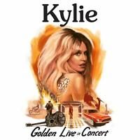 Kylie Minogue - Kylie - Golden - Live in Concert [CD] Sent Sameday*