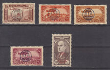 Syria 1944 Air, Arab Lawyers Conference set, UNM / MNH