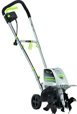 Earthwise Garden Cultivator 120V Electric Tiller 11 Inch Dual 4 Blade Lawn NEW