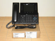 NEU Cisco CP-8961-CL-K9 IP Telefon Phone SIP NEW OPEN BOX