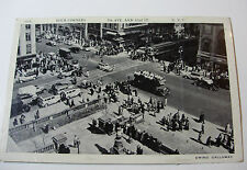 USA154 FIFTH AVENUE COACH Co (5th Ave & 42nd St) TROLLEY POSTCARD - New York USA