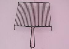 Grillrost Grill Grillen Rost 45 x 44 cm Handarbeit Robust Eisen-Natur NEU
