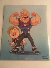 the Goonies : Sloth Loves Chunk 8x10 Print /4000 Tim Odland Bam Box Exclusive