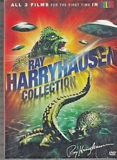 Ray Harryhausen  (DVD, 2007, 3-Disc Set)
