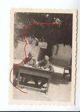 Elitesoldaten WW2 Foto Konvolut Camo Tarn Einsatz Frankreich GvB 1944 - TOP