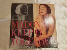MADONNA - KEEP IT TOGETHER - SIRE RECORDS - 1990