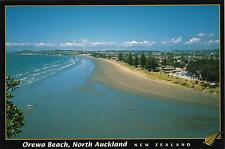 OREWA BEACH, NORTH AUCKLAND NEW ZEALAND POSTCARD -  NZ PC