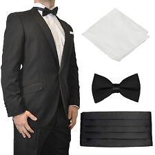 Ropa, calzado y complementos de color principal negro para bodas y ceremonias