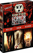 RAW FEED HORROR COLLECTION (3PC) (UNRATED) - DVD - Region 1