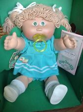 """1985 CABBAGE PATCH KIDS 16"""" doll COLECO Jessie Dorie in box - NEW"""