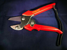 ANVIL PRUNING SHEARS NON STICK COATED BORING-SMITH GARDENING PRUNERS HAND TOOLS
