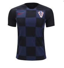 Nike Croatia Away Kit Home Soccer Jersey size medium M nike stadium vaporknit
