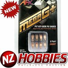 22035 AFX Mega G Plus Short Pick up Shoes Pit Kit OEM 8 Pairs