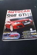 May Autocar Weekly Cars, 2000s Transportation Magazines