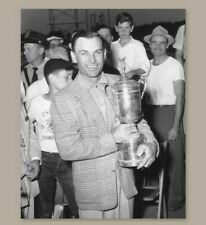 Ben Hogan unsigned 11 x 14 Photograph 1953 US Open Oakmont