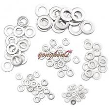 105Pcs Stainless Steel Washer Metric Assortment Set M3 4 5 6 8 10