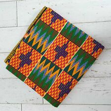 Supreme Kente Fabric - Style 12