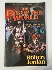 The Eye of The World The Graphic Novel Volume One Wheel of Time by Robert Jordan