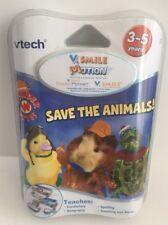 Vtech V.smile Motion Learning Game Wonderpets - Save The Animals! BNIB