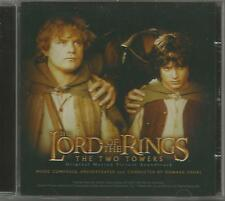 SOUNDTRACK - LORD OF THE RINGS - THE TWO TOWERS (9362 48421-2) CD ALBUM