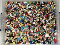 LEGO FRIENDS 100G, small random pieces  300 pieces Assorted Bundle jobLot city