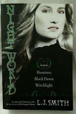 Night World Volume 3 L.J. Smith Huntress, Black Dawn, Witchlight