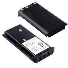 2x KNB-14A KNB-15A Battery for KENWOOD TK-260G TK-360G TK-2100 TK-3100