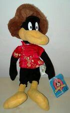 Peluche duffy duck looney tunes 30 cm pupazzo originale raro plush soft toys