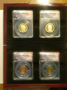 2010-S Presidential Proof Set ANACS PR70 DCAM, #0828 OF 2,010,First strike coins