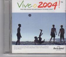 (GA288) Euro 2004, Vive O 2004 - 2004 CD