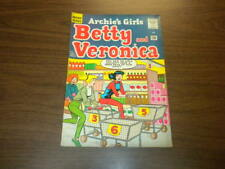 BETTY AND VERONICA #103 Archie's Girls ARCHIE COMICS 1964