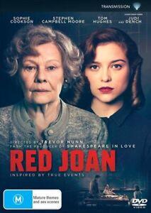 Red Joan DVD
